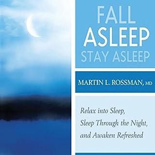 Fall Asleep, Stay Asleep audiobook cover art