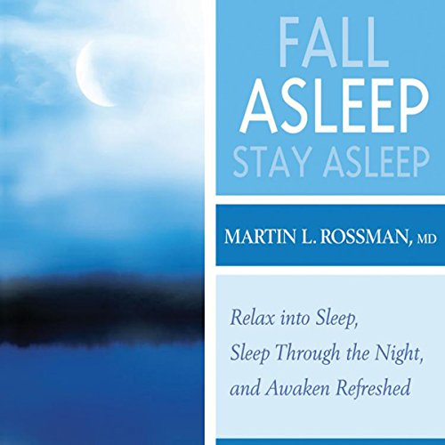 Fall Asleep, Stay Asleep audiobook cover art