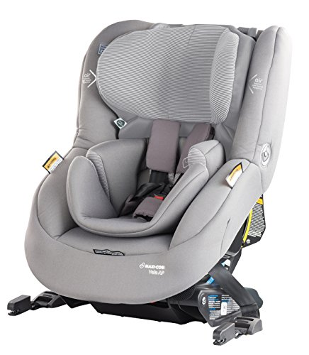Maxi Cosi Vela Convertible Car Seat with ISOFIX, 0-4 years, Grey