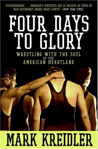 Four Days to Glory: The Heart of America, Flat on Its Back (English Edition)
