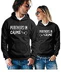 Sweatshirts Partners In Crime