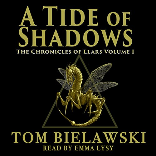 A Tide of Shadows audiobook cover art