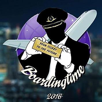 Boardingtime 2016