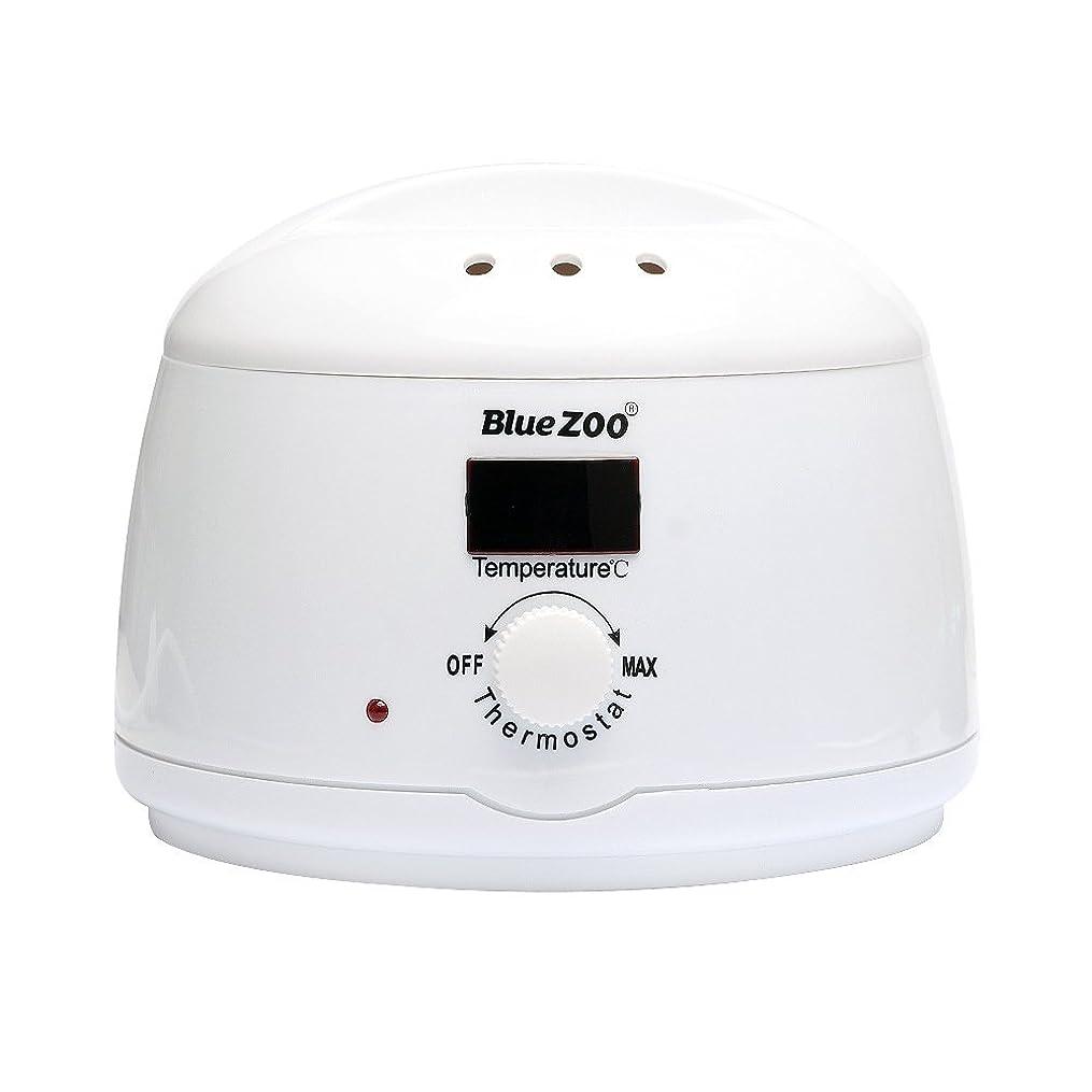 ボーナス容量鋼Metermall デジタル表示ワックス豆ワイマー脱毛ホットワックスヒーターマシン Digital display British regulations