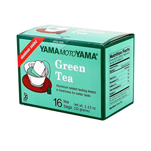 Yamamotoyama - Green Tea 16 bags