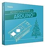 Franzis 55110 - Calendario dell'Avvento Arduino 2021, in 24 Giorni per la casa Intelligente di Pan di Zenzero, per Bambini a Partire dai 14 Anni