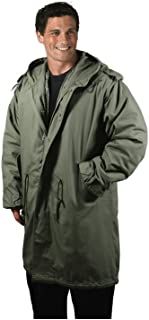 ROTHCO M-51 FISHTAIL PARKA / OLIVE DRAB - Size: 2XL