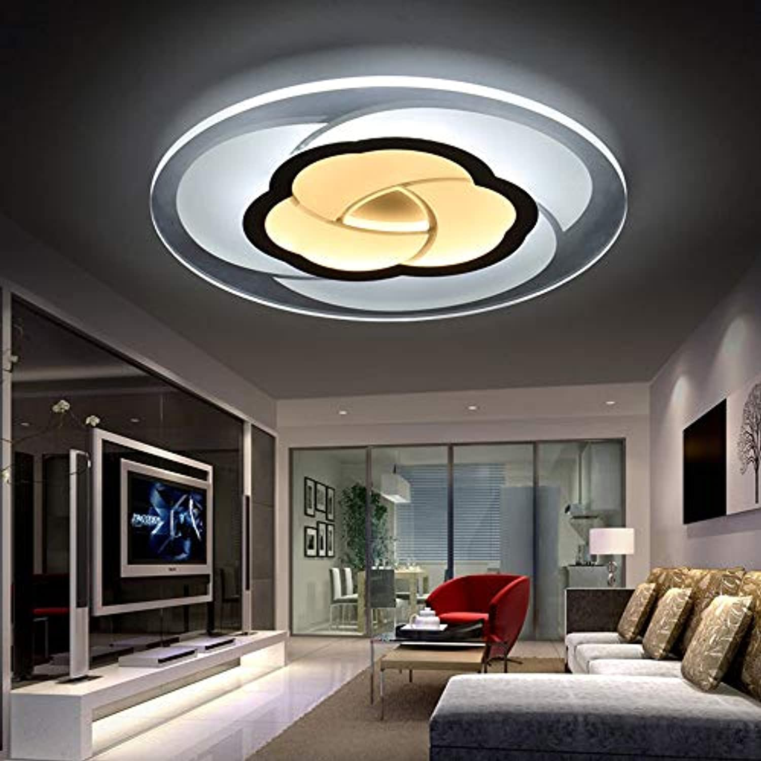 Moderne 85-265V Joeyhome Led Küche Warmwei D200MM, Luxus ...