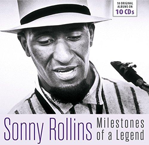 Sonny Rollins - Milestones Of A Legend
