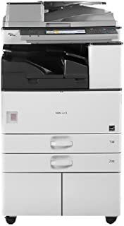 Refurbished Ricoh Aficio MP 2852 A3 Mono Laser Multifunction Printer - 28 ppm, Copy, Print, Scan, 2 Trays and Stand