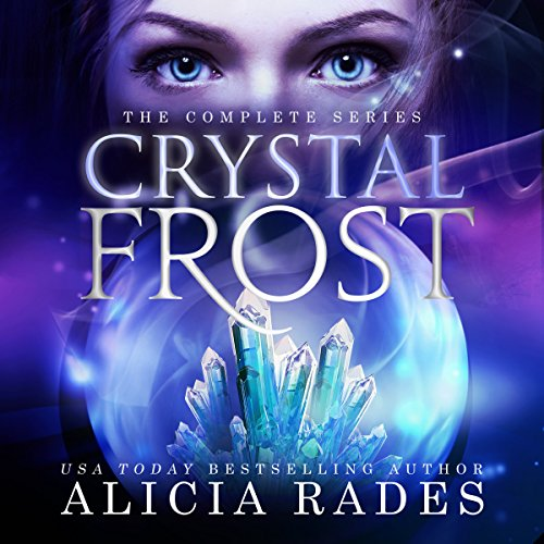 Crystal Frost: The Complete Series audiobook cover art