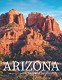 Arizona 2022 Calendar: Mini Calendar 2022 with Large Grid for Note - To do list, Gorgeous 8.5x11   Small Calendar, Non-Glossy Paper