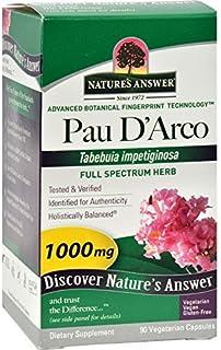 Nature's Answer Pau D'Arco Inner Bark 90 cap 3-Pack