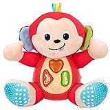 WINFUN - Peluche interactivo Mono canta y aprende Winfun