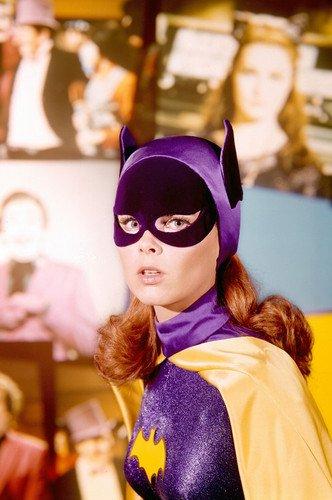 Yvonne Craig Color 24X36 Poster Batgirl Batman TV Rare