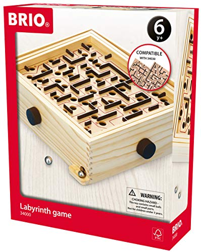 BRIO Labyrinth Table Game