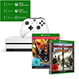 Xbox One S 1TB - Anthem Bundle inkl. Anthem: Legion of Dawn Edition + Tom Clancy's The Division 2 Limited Edition - [Xbox One]
