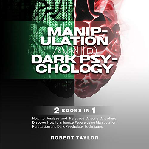 Manipulation and Dark Psychology cover art