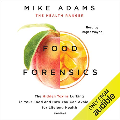 Food Forensics cover art
