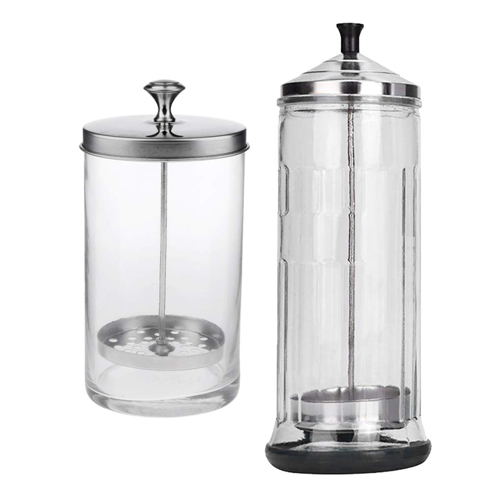 Max 69% OFF #N A Empty Ranking TOP18 Disinfection Container Jar Glass
