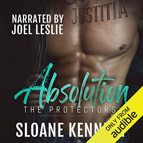 Absolution audiobook cover art