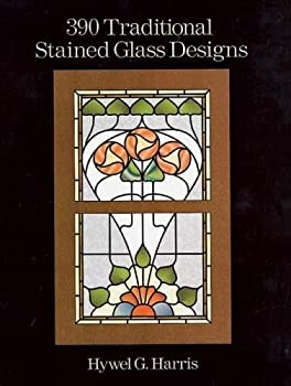 390 Traditional Stained Glass Designs  Dover Stained Glass Instruction