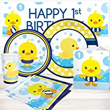 Rubber Ducky 1st Party Package for 16