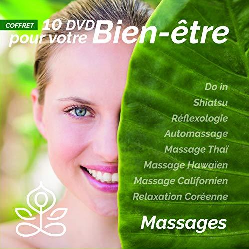 Massage Bien être-Coffret 10 DVD