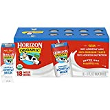 Horizon Organic Shelf-Stable 1% Low Fat milk Boxes, 8 oz., 18 Pack