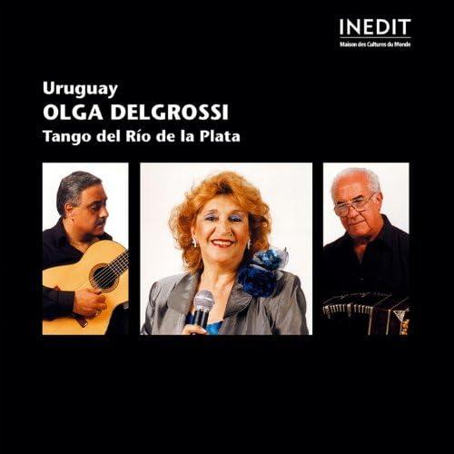Olga Delrossi, Julio Cobelli & Waldemar Metediera