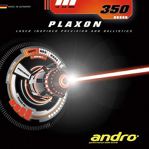 ANDRO Plaxon 350, Neuheit 2015, TT-Belag, NEU, inkl. Lieferung