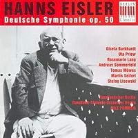 Eisler:Deutsche Sinfonie Op.5