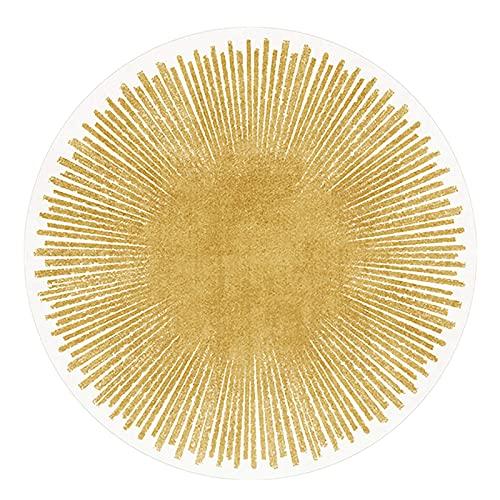 LLKK Alfombrilla antideslizante para el piso para silla, alfombra de pelo corto, alfombra silenciosa, fácil de limpiar (tamaño: 160 cm, color: B)