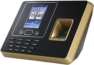 Aibecy F30 出席マシン タイムレコーダー 顔識別+指紋識別+パスワード認証 出勤レコーダー TCP/IP 2.8inカラースクリーン 出退勤 勤怠管理