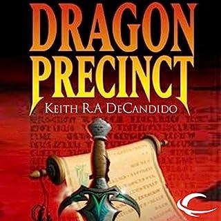 Dragon Precinct audiobook cover art