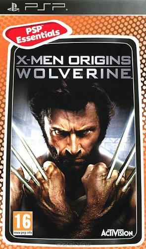 X-Men Origins: Wolverine - Versione Essentials (PSP) (versione inglese)