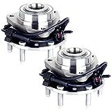 ECCPP 2PCS Wheel Hub Bearing fit for Buick Rainier Chevy Trailblazer EXT GMC...