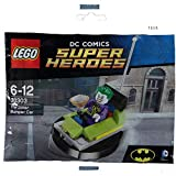 Lego - Carrito Chocón del Guasón de DC Comics Super Heroes 30303
