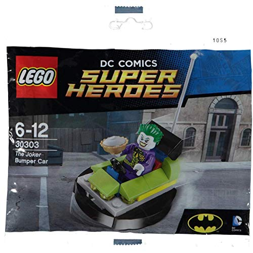 Lego DC Comics Super Heroes 30303 The Joker Bumper Car