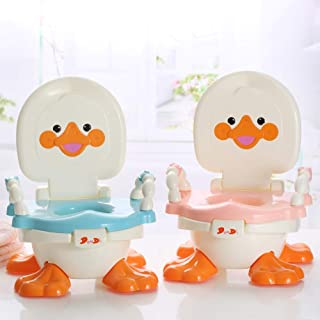 3-in-1 Baby Potty Chair Toddler Children Kids Training Toilet Seat Easy Clean Baby Potty Training Toilet baby toilet seat...
