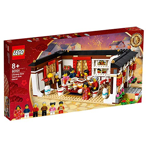 LEGO 80101 Chinese Year's Abend Dinner