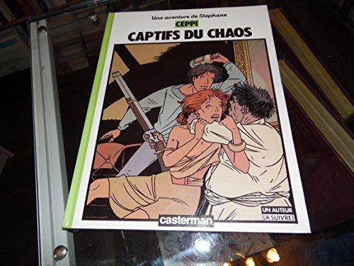 Stéphane Clément : Captifs du chaos