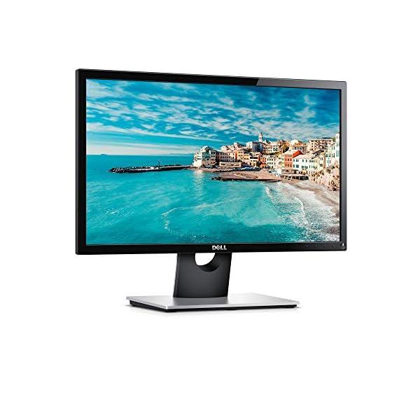 Dell SE2216H 21.5 inch LCD Monitor - (Black) 12 ms Response Time, Anti-Glare FHD (1920 x 1080 AT 60 Hz), Tilt, HDMI, VGA, 3 Year Warranty 5