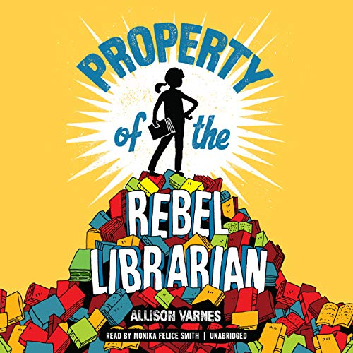 Property of the Rebel Librarian cover art
