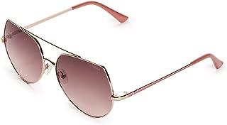 Women's Angular Aviator Sunglasses