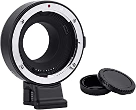 canon ef to fuji x mount adapter