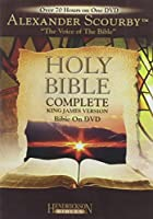 Holy Bible: King James Version [DVD]