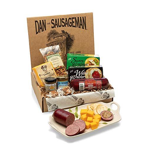 Dan the Sausageman's Yukon Gourmet Gift Basket -Featuring Dan's...