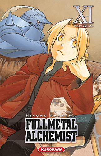 Alchemist XI Fullmetal (tons 22-23) (11) (Edição Francesa)
