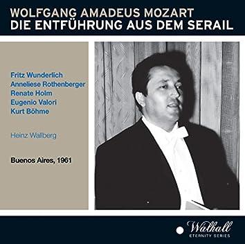 Mozart: Die Entführung aus dem Serail, K. 384 (Live)